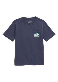 vineyard vines Seattle Whale Pocket T-Shirt (Toddler Boys & Little Boys)