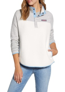 vineyard vines Shep Quilted Pullover Shirt