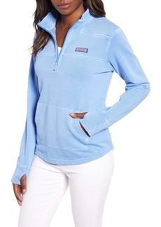 vineyard vines Shep Relaxed Fit Cotton Pullover