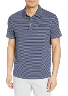 vineyard vines Shep Stripe Edgartown Polo Shirt