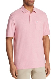 Vineyard Vines Solid Edgartown Classic Fit Polo Shirt