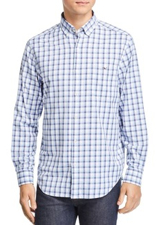 Vineyard Vines South Street Tucker Plaid Slim Fit Button-Down Shirt