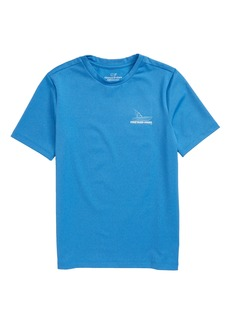 vineyard vines Sportfisher Performance T-Shirt (Big Boys)