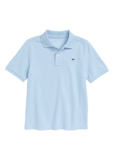vineyard vines Stretch Piqué Polo (Big Boys)