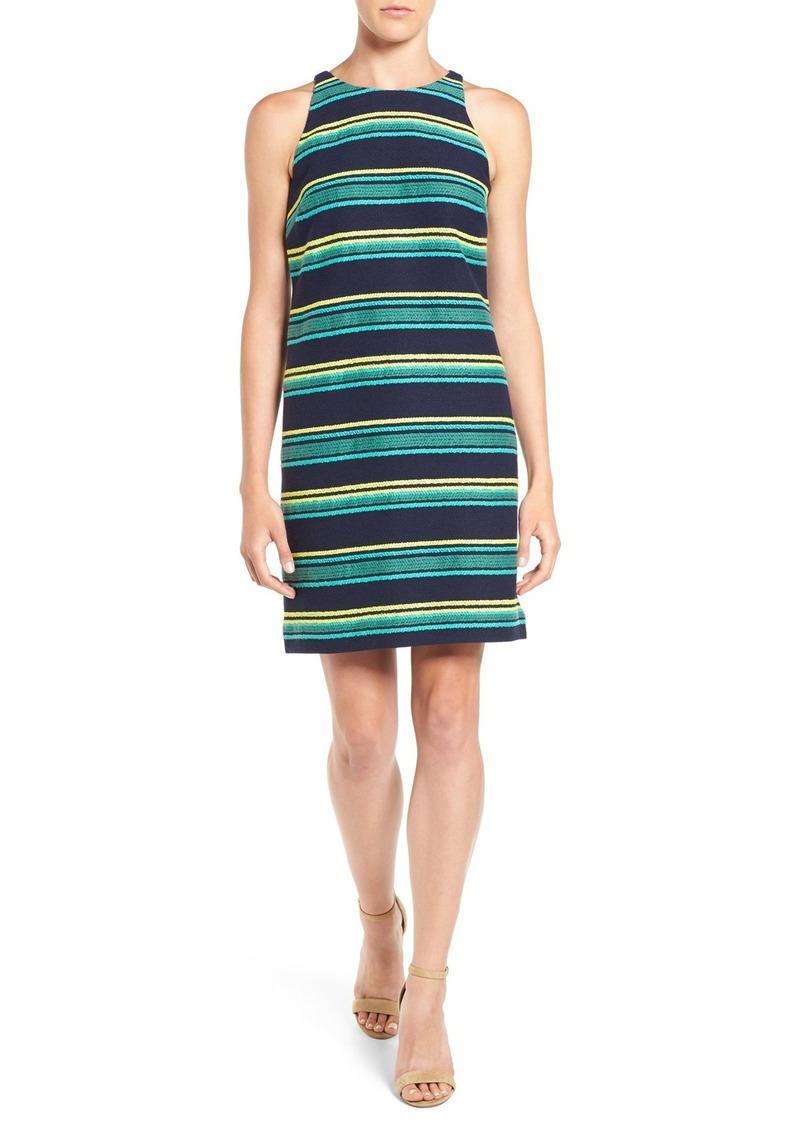 Vineyard Vines Stripe Jacquard Shift Dress