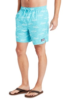 vineyard vines Summer Sailing Chappy Swim Trunks