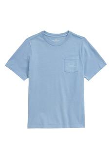 vineyard vines Sunkissed Vintage Whale Pocket T-Shirt (Toddler Boys & Little Boys)