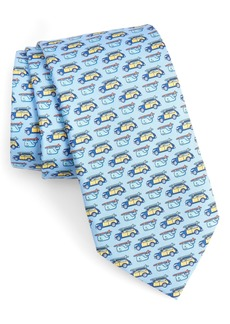 vineyard vines Surfboard Silk Tie