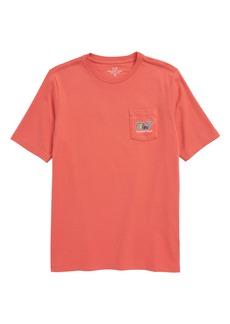 vineyard vines Tailgate Whale Pocket T-Shirt (Big Boys)