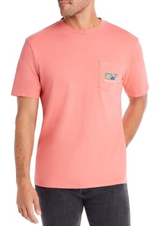 Vineyard Vines Tailgate Whale Pocket Tee
