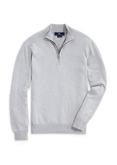 Vineyard Vines Thaxter Quarter Zip Pullover Sweater