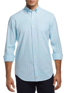 Vineyard Vines The Marls Tattersall Regular Fit Button-Down Shirt