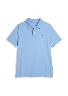 Vineyard Vines Toddler's, Little Boy's & Boy's Cotton Pique Polo Shirt