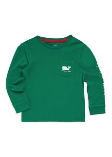 Vineyard Vines Toddler's, Little Boy's & Boy's Vintage Whale Sweater