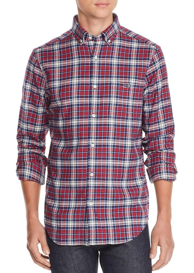 Vineyard Vines Tower Ridge Plaid Classic Fit Button-Down Shirt