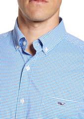 vineyard vines Tucker Classic Fit Check Button-Down Performance Shirt