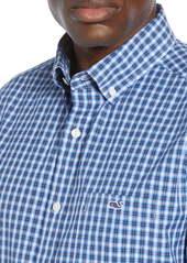 vineyard vines Tucker Classic Fit Mini Tartan Sport Shirt