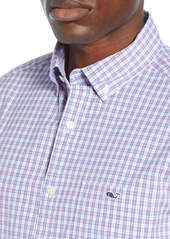 vineyard vines Tucker Classic Fit Mini Tartan Shirt