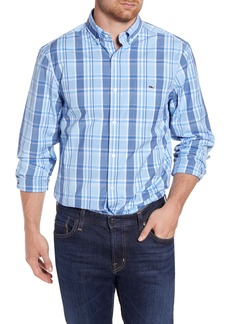vineyard vines Tucker Classic Fit Plaid Button-Down Shirt
