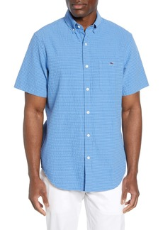 vineyard vines Tucker Classic Fit Seersucker Sport Shirt