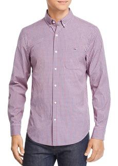 Vineyard Vines Tucker Gingham Slim Fit Button-Down Shirt