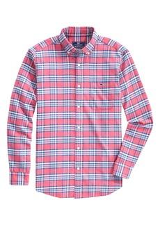 vineyard vines Tucker Harpoon Classic Fit Plaid Button-Down Shirt