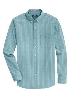 vineyard vines Tucker Masthead Slim Fit Plaid Button-Down Shirt