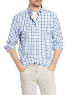vineyard vines Tucker Mizpah Plaid Button-Down Performance Shirt
