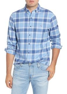 vineyard vines Tucker Mulberry Slim Fit Flannel Button-Down Shirt