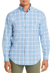 Vineyard Vines Tucker Performance Plaid Classic Fit Button-Down Shirt
