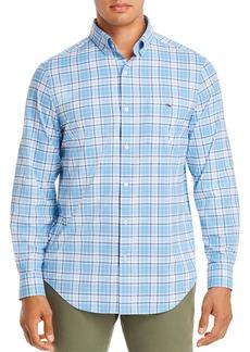 Vineyard Vines Tucker Performance Plaid Classic Fit Button-Down Shirt