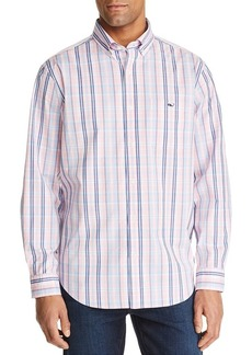 Vineyard Vines Tucker Plaid Classic Fit Button-Down Shirt