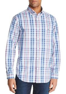 Vineyard Vines Tucker Plaid Classic Fit Button-Down Shirt