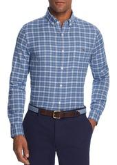Vineyard Vines Tucker Plaid Flannel Slim Fit Button-Down Shirt