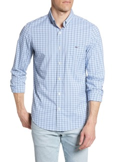 vineyard vines Tucker Plaid Performance Sport Shirt