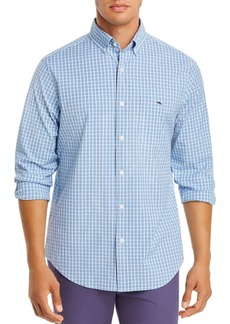 Vineyard Vines Tucker Plaid Poplin Classic Fit Button-Down Shirt