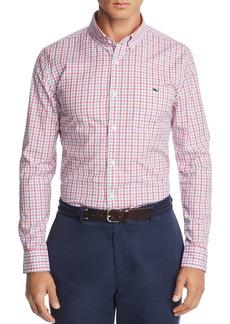 Vineyard Vines Tucker Plaid Slim Fit Button-Down Shirt