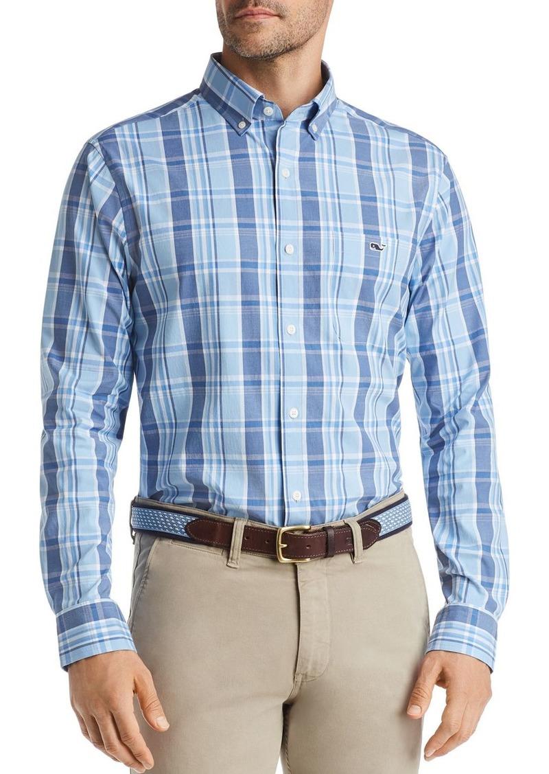Vineyard Vines Tucker Prep Plaid Classic Fit Button-Down Shirt