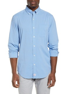 vineyard vines Tucker Regular Fit Bavaro Check Sport Shirt