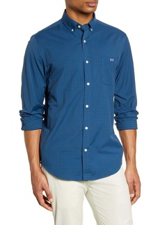 vineyard vines Tucker Regular Fit Performance Button-Down Shirt
