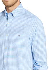 vineyard vines Tucker Classic Fit Plaid Performance Button-Down Shirt