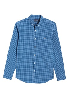 vineyard vines Tucker Slim Fit Gingham Sport Shirt