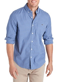 vineyard vines Tucker Slim Fit Plaid Shirt