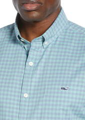 vineyard vines Tucker Slim Fit Plaid Sport Shirt