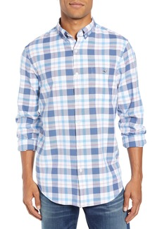 vineyard vines Tucker Slim Fit Slim Fit Plaid Sport Shirt