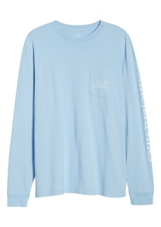 vineyard vines Vintage Long Sleeve Pocket T-Shirt