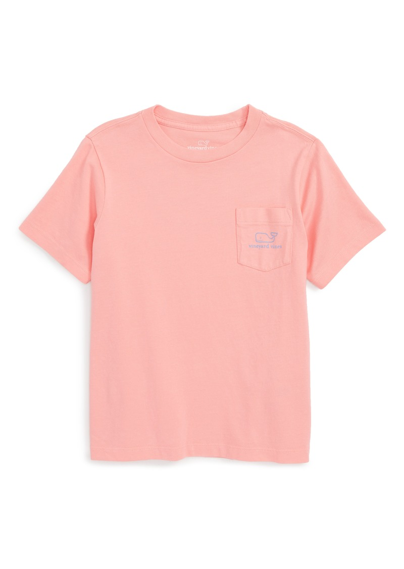 080d1ac5 Vineyard Vines Vintage Whale Pocket T-Shirt (Toddler Boys & Little Boys)