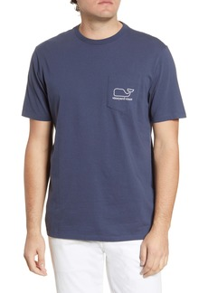 vineyard vines Whale Pocket T-Shirt