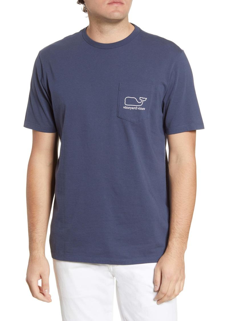 vineyard vines Whale Pocket T-Shirt