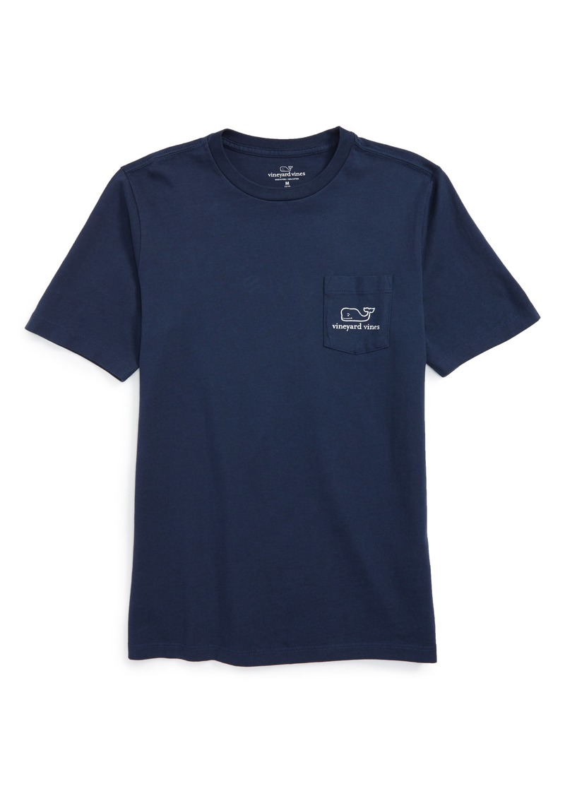 vineyard vines Whale T-Shirt (Toddler Boys, Little Boys & Big Boys)